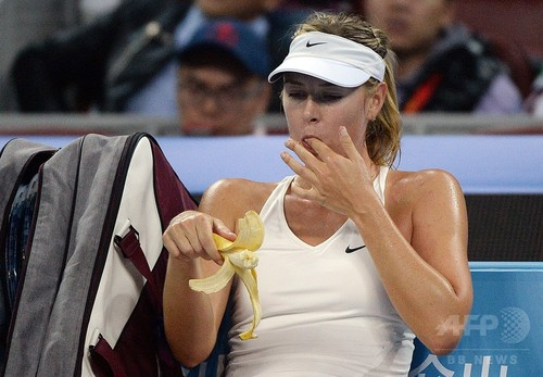 バナナ テニス