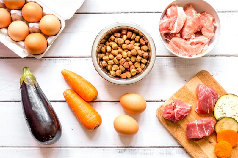 安全な食材が使われたドッグフード