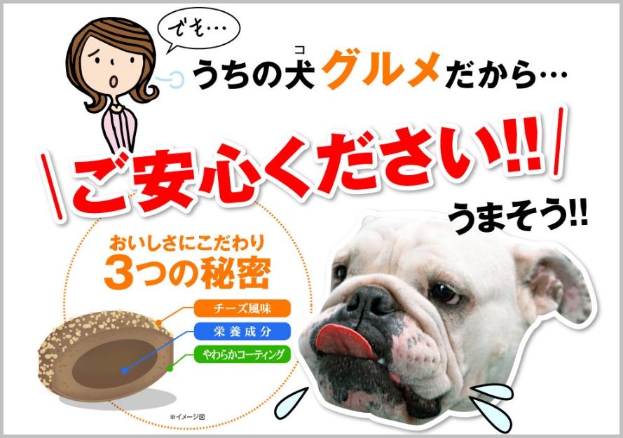 犬康食ワン・プレミアムの食いつき