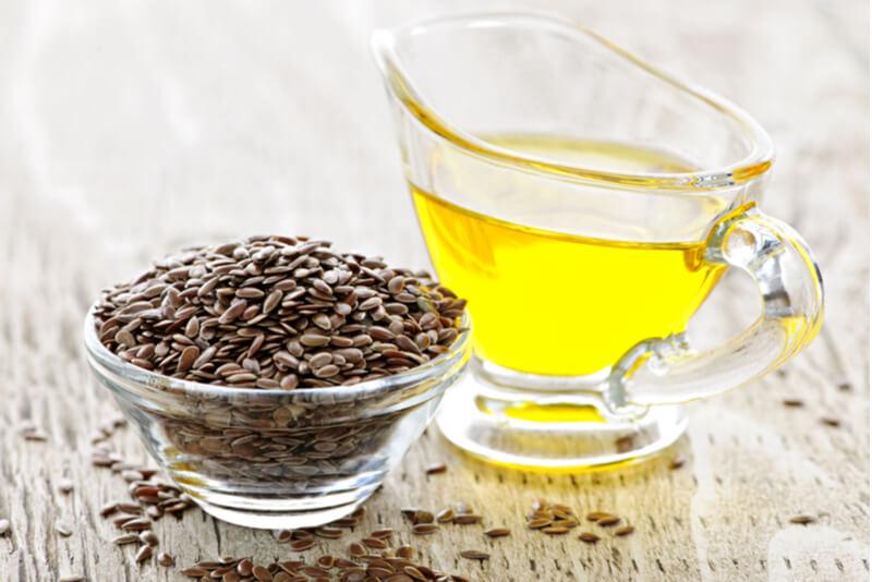 良質な亜麻仁油