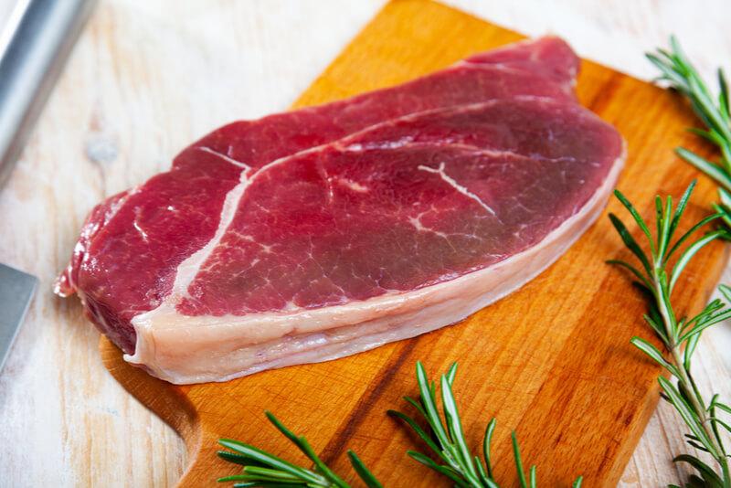 馬肉の生肉