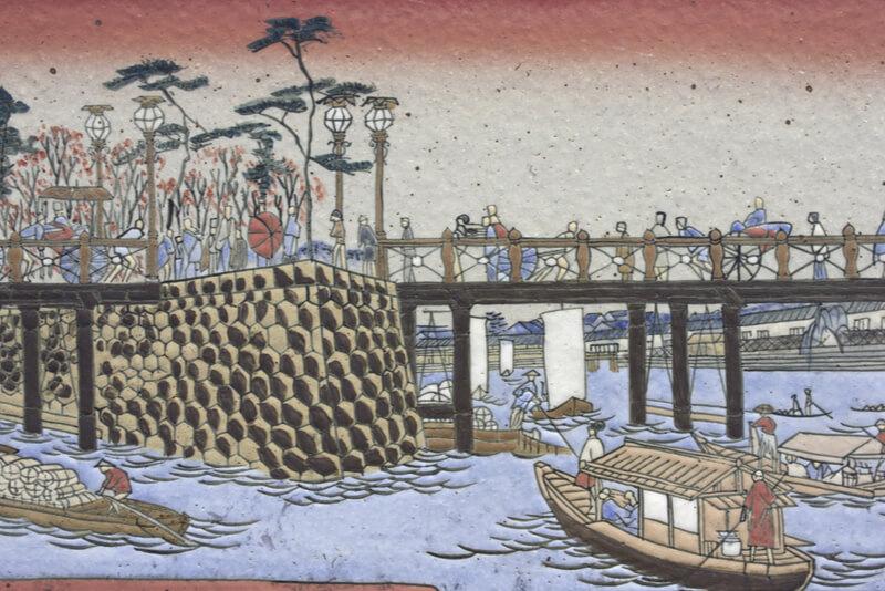 江戸時代の巻物