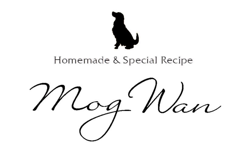 モグワンドッグフードのロゴ